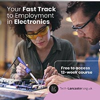 Free 12-week electronics course